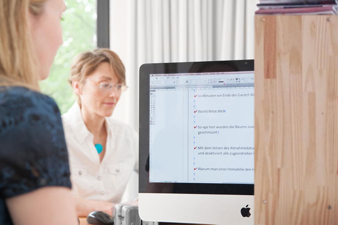 Professionelles Lektorat und Überstezungsbüro beachtet Ihre Corporate Language